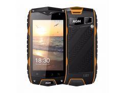 Agm A7 Black-Yellow IP68 16GB