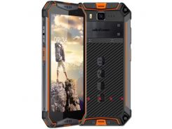 UleFone Armor 3T Black-Orange 64GB IP69K