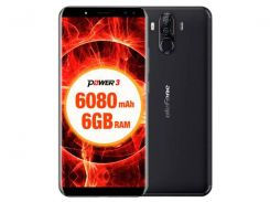 UleFone Power 3S Black 64GB