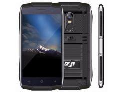 Homtom Zoji  Z6 Black 8GB IP68