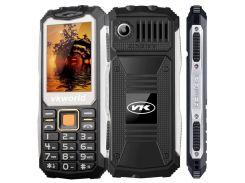 Кнопочный защищенный телефон Vkworld Stone V3S Black