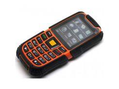 Кнопочный мобильный телефон Land Rover S6 Orange IP54