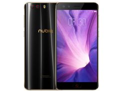 Zte Nubia Z17 Mini S Black 64GB