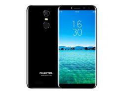 Смартфон Oukitel C8  Black 16GB 4G, смартфон, мобильный телефон, оукител, гарантия