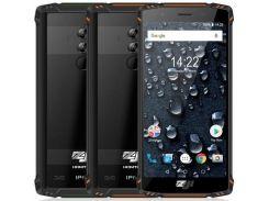 Смартфон ZOJI Z9  IP68, защищенный мобильный телефон, гарантия