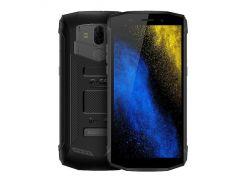 Смартфон Blackview BV5800 Pro Black 16Gb IP68, защищенный мобильный телефон, гарантия черный