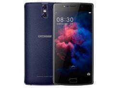 Смартфон Doogee BL7000 64GB, смартфон, мобильный телефон, дуги, гарантия синий