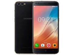 Смартфон Doogee X30 16GB, смартфон, мобильный телефон, дуги, гарантия черный
