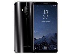 Смартфон Homtom S8  64GB, смартфон, мобильный телефон, хомтом, гарантия черный