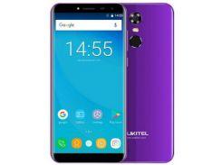 Смартфон Oukitel C8  Black 16GB 4G, смартфон, мобильный телефон, оукител, гарантия фиолетовый