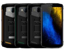 Смартфон Blackview BV5800 16GB IP68, HD 5.5 дюйма, 4 ядра, 2/16Gb, 2 сим карты, 5580 mAh