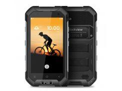 Смартфон Blackview BV6000 32GB IP68, защищенныйсмартфон, мобильный телефон, блеквью,гарантия черный