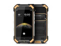 Смартфон Blackview BV6000S 16GB IP68, защищенныйсмартфон, мобильный телефон, блеквью,гарантия желтый