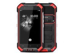 Смартфон Blackview BV6000S 16GB IP68, защищенныйсмартфон, мобильный телефон, блеквью,гарантия красный