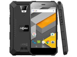 Смартфон Nomu S10 IP68, HD 5.0 дюйма, 4 ядра, 2/16Gb, 2 сим карты, 5000 mAh черный