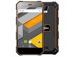 Смартфон Nomu S10 IP68, HD 5.0 дюйма, 4 ядра, 2/16Gb, 2 сим карты, 5000 mAh оранжевый