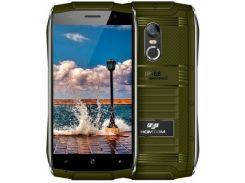 Смартфон Zoji Z6 8GB IP68, защищенныйсмартфон, мобильный телефон, зоши, гарантия зеленый