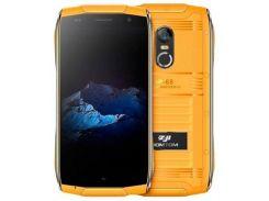 Смартфон Zoji Z6 8GB IP68, защищенныйсмартфон, мобильный телефон, зоши, гарантия оранжевый