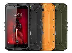 Смартфон Zoji Z8  64GB  IP68, HD 5 дюймов, 8 ядер, 4/64Gb, 2 сим карты, 4250 mAh