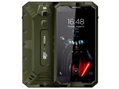 Смартфон Zoji Z8  64GB  IP68, HD 5 дюймов, 8 ядер, 4/64Gb, 2 сим карты, 4250 mAh зеленый