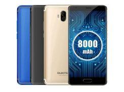 Смартфон Oukitel K8000, HD 5.5 дюйма, 8 ядер, 4/64Gb, 2 сим карты, 4080 mAh