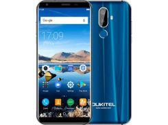 Смартфон Oukitel K5 16GB, мобильный телефон, гарантия синий