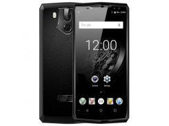 Смартфон Oukitel K10, FHD+ 6.0 дюйма, 8 ядер, 6/64Gb, 2 сим карты, 11000 mAh черный