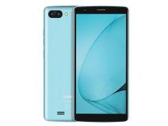 Смартфон Blackview A20 8GB, мобильный телефон, гарантия синий