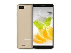 Смартфон Blackview A20 8GB, мобильный телефон, гарантия золотой