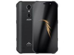 Смартфон Agm A9 IP68, FHD+ 5.99 дюйма, 8 ядер, 4/64Gb, 2 сим карты, 5400 mAh