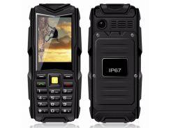 Телефон VKworld Stone V3 NEW черный