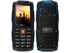 Телефон VKworld Stone V3 NEW синий