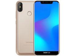 Смартфон Doogee X70 16GB золотой