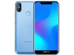 Смартфон Doogee X70 16GB синий