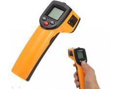 Цифровой инфракрасный промышленный термометр пирометр бесконтактный Ar320