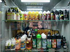 Жидкость для электронных сигарет по 120