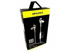Наушники MP3 Bluetooth AWEI A610BL