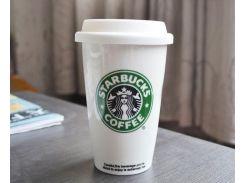 CUP Стакан StarBucks Белый