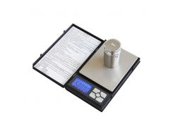 Весы ювелирные электронные 0,01-500 гр Notebook Series