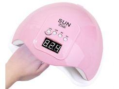 Профессиональная лампа гибрид LED UV нового поколения Sun FIVE Beauty nail - 48W