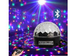 Диско-шар Колонка LED Magic Ball с Bluetooth