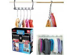 Вешалка-органайзер для одежды Wonder Hangers
