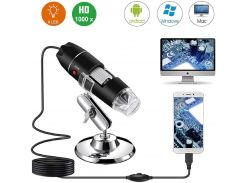 Цифровой USB микроскоп с подсветкой Digital Microscope 50х-1000х