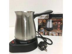 Турка электрическая кофеварка Rainberg RB-612 220V
