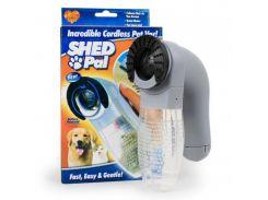 Машинка для вычесывания шерсти животных Shed Pal щетка для собак и кошек