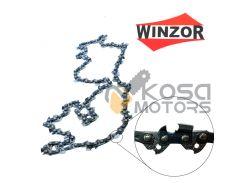 """Цепь """" WINZOR"""" 81LPX 52 зв. 3/8 шаг 1,3 мм Каленый супер зуб"""