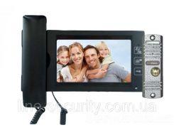 Комплект цветного видеодомофона DigiGuard DG-709P4