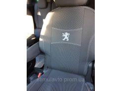 Чехлы сидений Peugeot Partner II 2008г (Партнер)