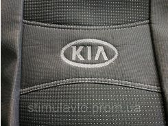 Чехлы сидений Kia Rio Рио 2017