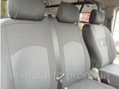Чехлы сидений Opel Vivaro